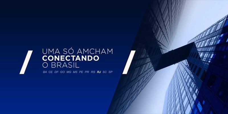 Brasil - Amcham-Rio foi a 1ª Câmara Americana criada na América Latina, possuindo 200 empresas associadas
