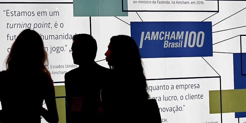 Brasil – Em um século, Amcham ajudou a criar a FGV e convidou altas autoridades americanas, como Richard Nixon e Al Gore; venha conhecer
