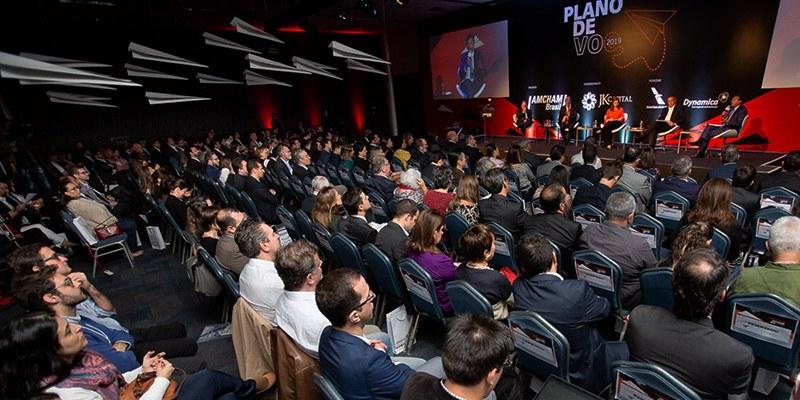 Brasil – Pesquisa foi realizada durante encontro com 550 gerentes, diretores e CEOs