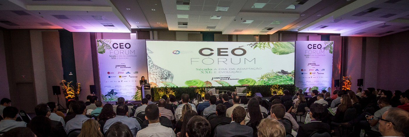 Salvador – Evento reuniu 300 executivos para discutir adaptação e transformação