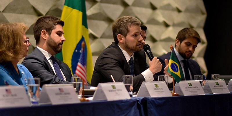 Brasil - Secretário-adjunto de Comércio Exterior anunciou a medida durante Sessão Empresarial do Diálogo Comercial Brasil Estados Unidos
