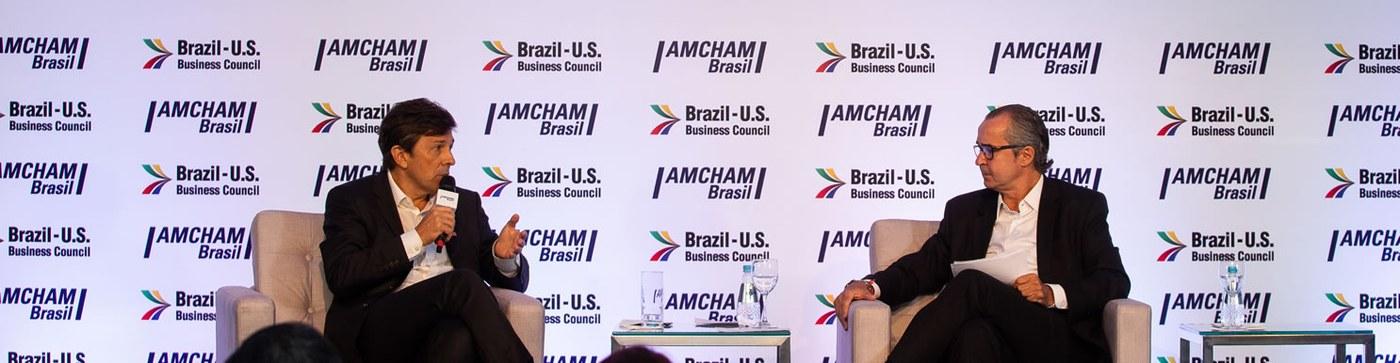 Estado Brasileiro é mau empresário, diz candidato João Amoêdo
