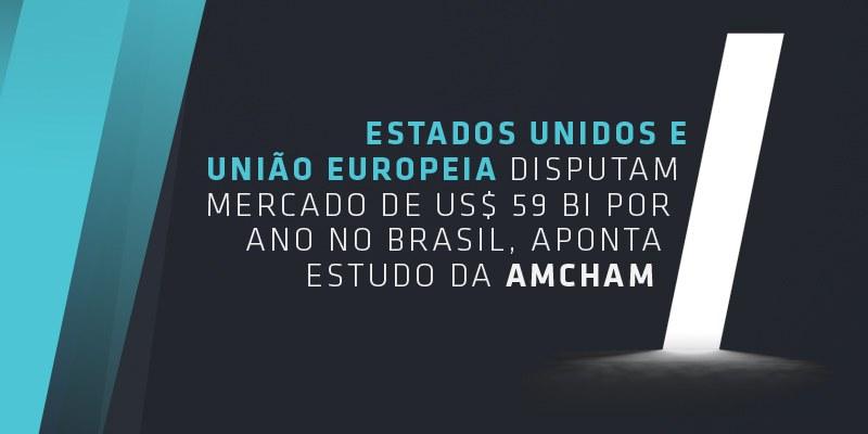 Brasil - Com acordo Mercosul-UE, Europa teria mais vantagens competitivas no mercado brasileiro