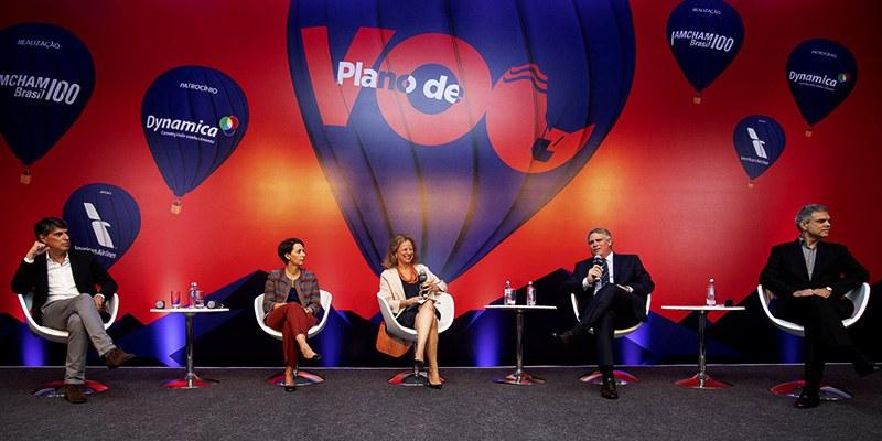 São Paulo – Inovação, formas de trabalho e sustentabilidade foram alguns dos tópicos abordados pelas lideranças