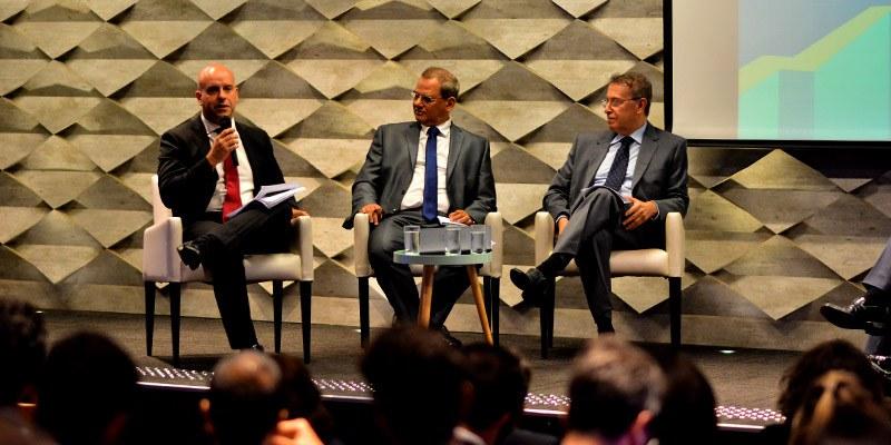 Brasília – Marcelo Guaranys foi um dos palestrantes do nosso Seminário Brasil 2019