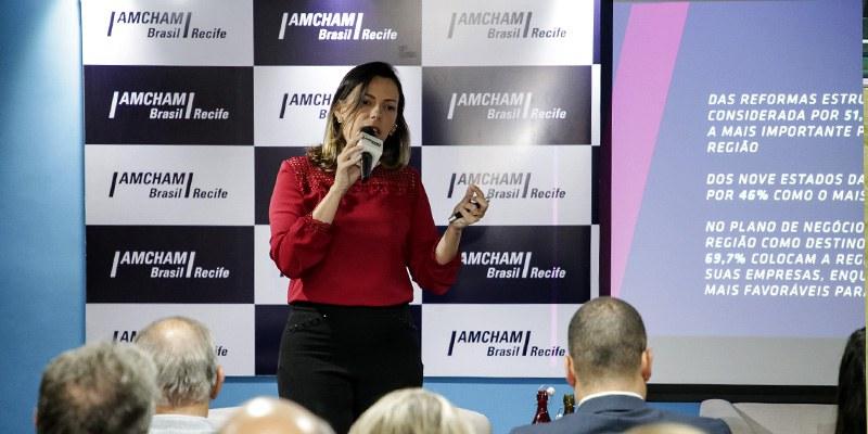 Recife – Pesquisa com 76 empresários revela os desafios e potenciais econômicos da região