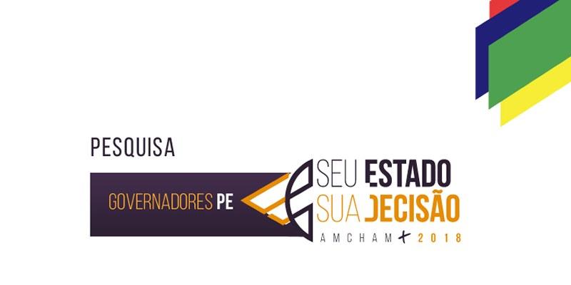 Recife - Levantamento conduzido pela Câmara Americana do Comércio ouviu executivos de 100 empresas de diversos portes e segmentos