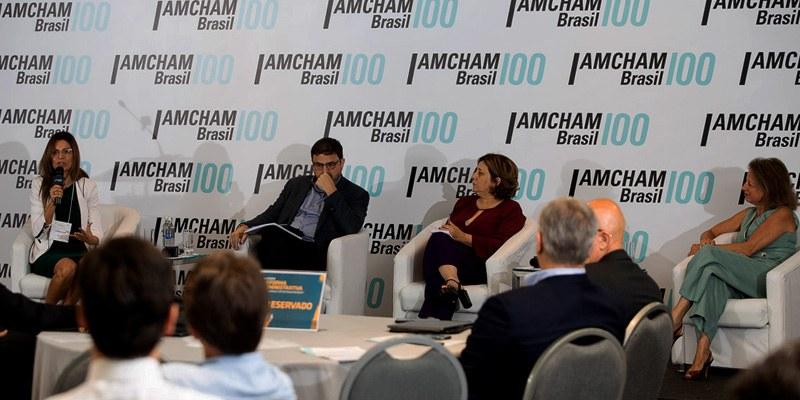 São Paulo – Patrícia Ellen cita exemplo da Estônia para citar importância de serviços públicos digitais