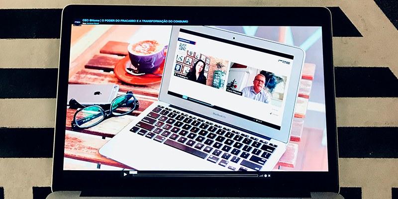 Porto Alegre - Edição do CEO at Home teve participação de líderes do Youtube, Intercept e Grey