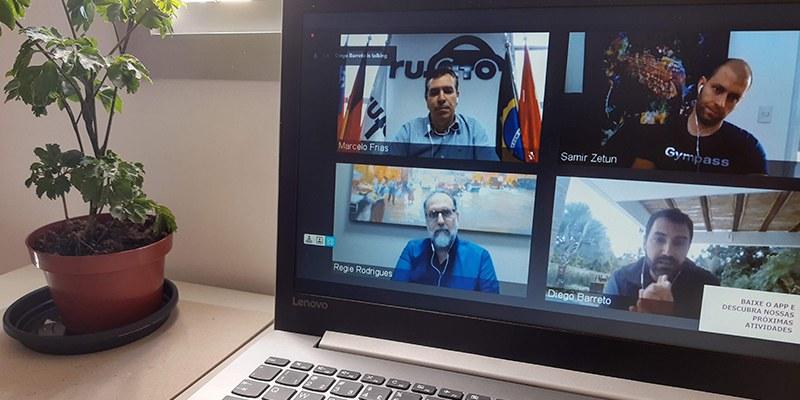 Brasil – Ifood, Intel e Gympass mostram que não é possível sobreviver sozinho à crise, é preciso encontrar soluções para a cadeia produtiva como um todo
