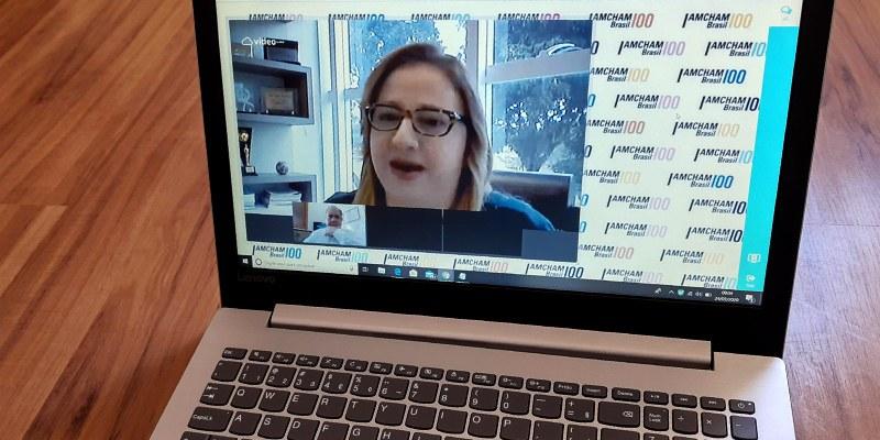 Campinas - Lídia Abdalla compartilhou as práticas da empresa para proteger colaboradores