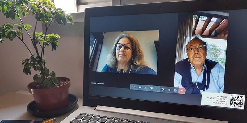 Brasil - Em bate-papo com a nossa CEO Deborah Vieitas, o fundador do Grupo ABC de Comunicação compartilhou algumas lições que carrega consigo depois de se curar da doença