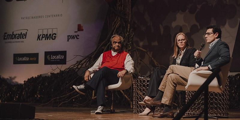 Porto Alegre – 17ª edição do CEO Fórum da Amcham teve também a participação do guru indiano de negócios Ram Charan