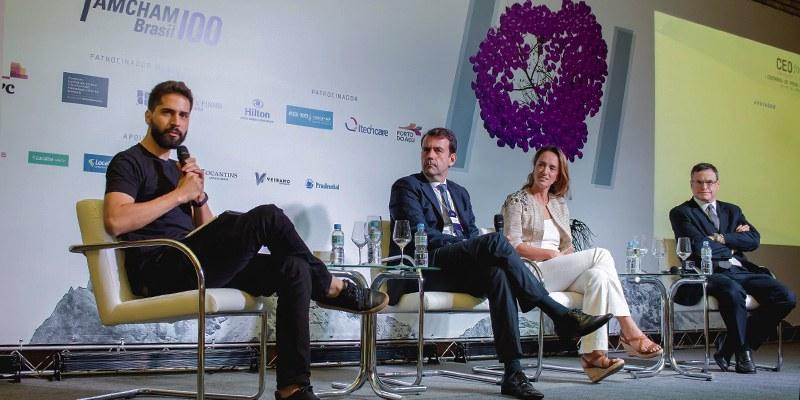 Rio de Janeiro – Primeira edição do CEO Fórum no Rio destacou a importância do capital humano