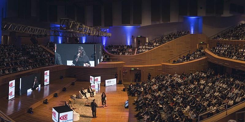 Belo Horizonte – José Formoso esteve presente no CEO Fórum junto com executivos da Avon, Embratel, Santander, Stone Pagamentos, Cedro Têxtil e Ram Charan