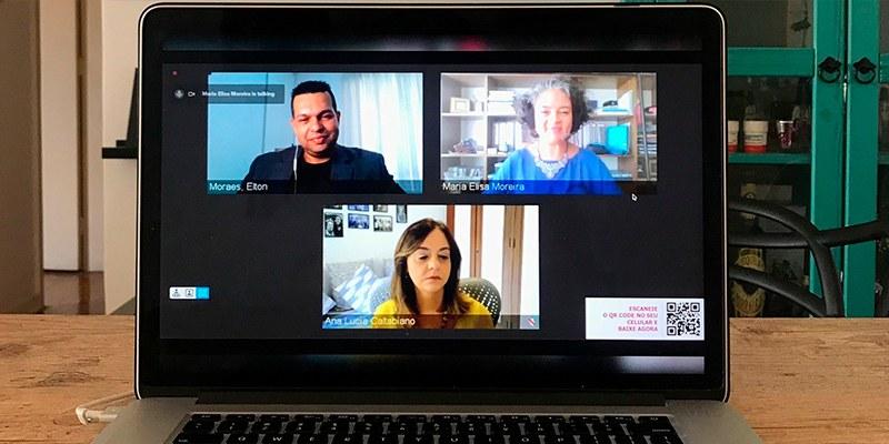 Brasil – De conversas particulares até puxar participação em calls, executiva da GE fala sobre as boas práticas para gestores nesse momento