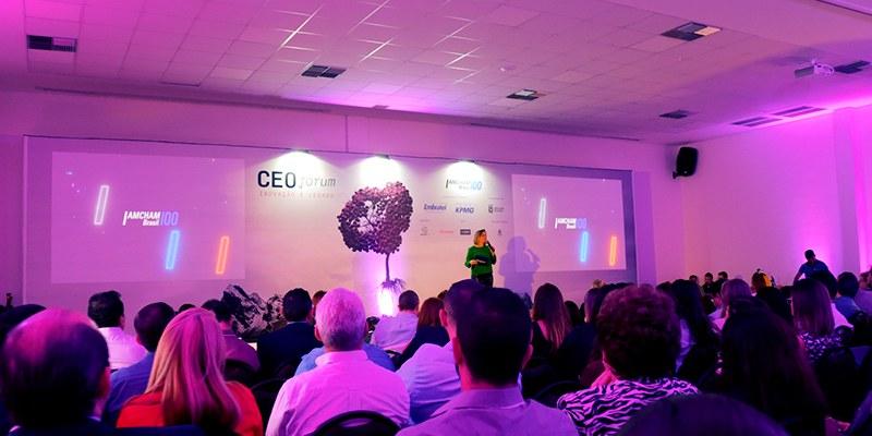 Fortaleza – Além da Embratel, CEO Fórum reuniu executivos da Citi Brazil e da TozziniFreire Advogados para falarem sobre inovação e legado