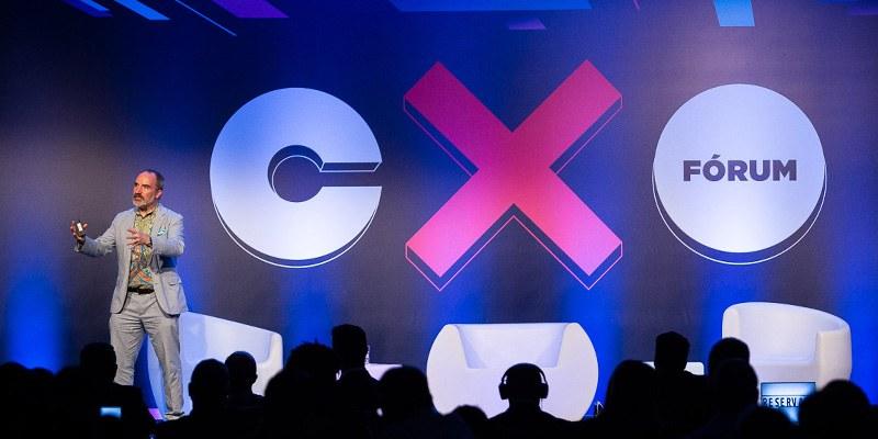 São Paulo – Guru e professor da Columbia University, David Rogers esteve presente no nosso Fórum CXO para falar sobre inovação corporativa
