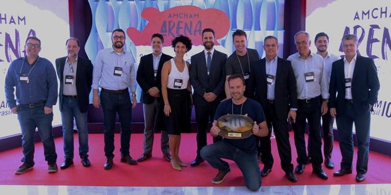 Curitiba – Startup disputará a final nacional com plataforma de compra e venda de resíduos, máquinas e equipamentos industriais usados
