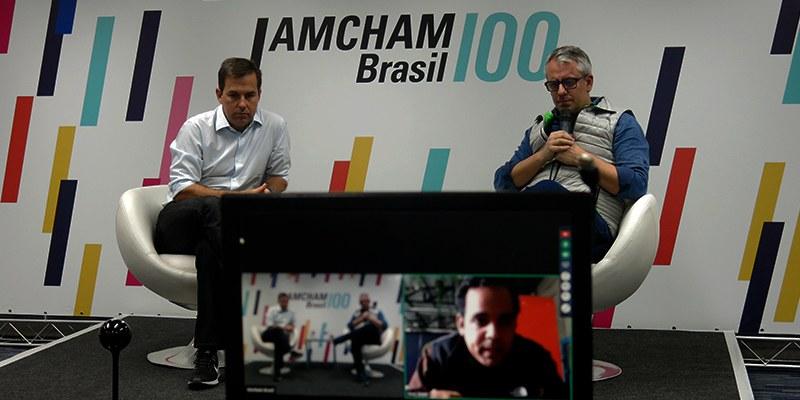 São Paulo – Sucesso vem da integração entre empresas, profissionais e universidades; Amcham lança concurso nacional de startups