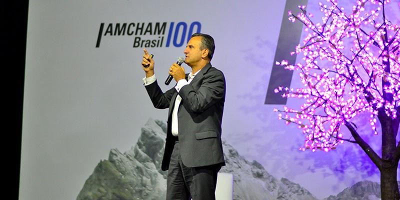 Brasília – O executivo foi um dos palestrantes do CEO Fórum 2019, em Brasília