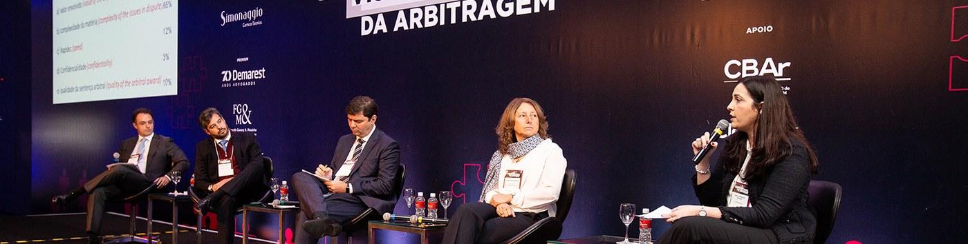 Congresso 'Visão Crítica da Arbitragem