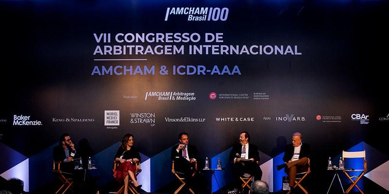 São Paulo –VII Congresso de Arbitragem Internacional abordou, dentre outros assuntos, os temas desafiadores da modalidade