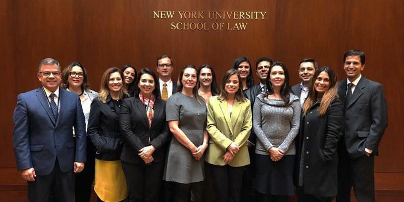 EUA – Aulas sobre práticas de conformidade foram ministradas durante a nossa Terceira Missão de Compliance