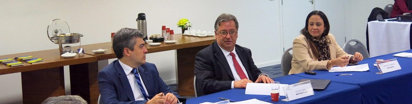 Comitê Estratégico de Vice-Presidentes e Diretores Jurídicos da Amcham-São Paulo