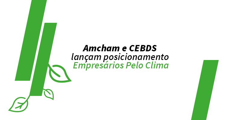 Documento, coordenado em parceria com o CEBDS, destaca a importância de ações eficazes para a preservação do meio ambiente