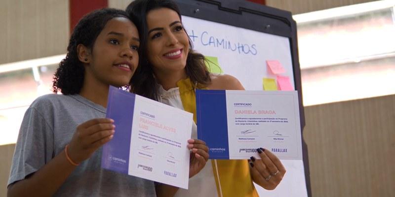 Belo Horizonte – Programa voluntário de orientação de jovens para o mercado de trabalho teve dois grupos este ano e conta com parceria da ONG Lar dos Meninos