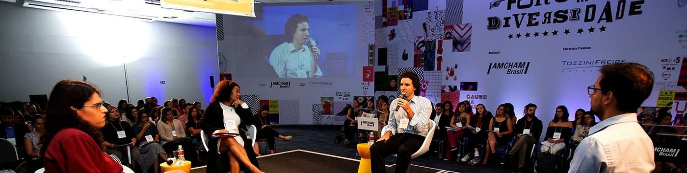 São Paulo - Para especialista, empresas precisam pensar diversidade como o ponto onde os marcadores sociais das diferenças se tocam