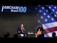 Amcham Brasil | Acordo de Livre Comércio Brasil X EUA - Impactos e a Influência Amcham