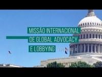 Episódio #4 | Missão de Global Advocacy e Lobbying, Washington D.C., EUA