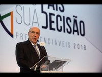 Presidenciáveis 2018: Henrique Meirelles na Amcham