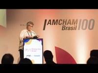 Izabella Teixeira no 36º Prêmio ECO | Amcham Brasil + Estadão
